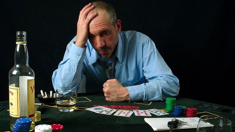 пристрастие к азартным играм